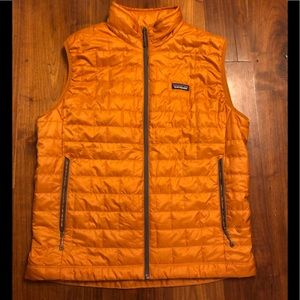 NEW WITH TAGS Men's Patagonia Nano Puff Vest